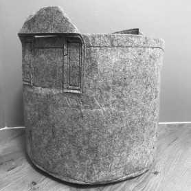 11 Litre Fabric Pot - 5 Pack